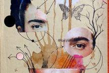 moodbord portret