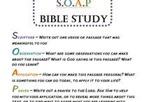 Bible study / Tools to understand the bible better, ideas for individual or group study, and memory verses. If you wish to be added please message me.