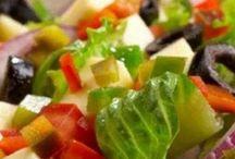 Cucina : Insalate-vellutate