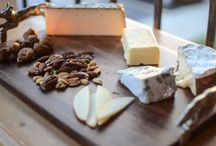 cheese boards / by Peace