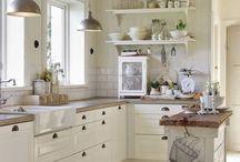 Kjøkken hytta