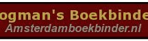 boekbinden / Gebonden boeken van Loogman's boekbinderij in Amsterdam boekbinder voor boek en tijdschrift jaargangen