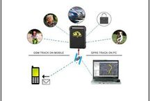 GPS GSM GPRS Spy Vehicle Tracker in Delhi India