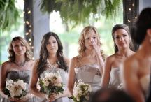 Bridemaids and Grooms / all about the bridemaids and grooms...
