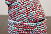 Paniers - crochet