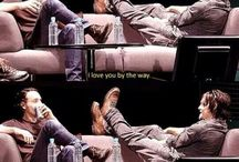 Norman~Andy | Leedus~Rickyl♡ / Norm, Andy and their wonderful bromance ♡