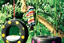 Tyre painting ideas