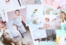 fashion // mood board - minimalist wardrobe