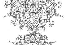 Mandalas och annat