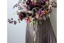 Wedding florals / Winter weddings 2016