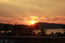 Spectacular Sunset Views of Patong Bay / Spectacular sunsets every day at the Kee Resort