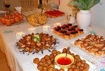 Buffet para festejos