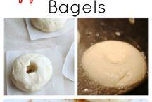 gluten free bagel's