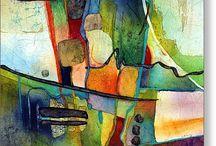 Abstrct art