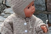 Baby Born / Baby Born docka med kläder