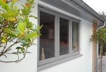 Stormproof Windows / Some of our stormproof windows. All handmade and finished in the heart of Devon