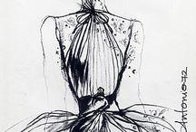 Fashion illustration♥