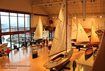 Maritime Museum of the Atlantic / This museum is probably one of the best museums that I have ever visited in Nova Scotia.  If you are interested in the sea-faring life of Nova Scotians then this is the place for you.  This is also a great place to learn about the Halifax-Titanic connection.