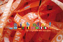 WK2014 / Breng ook geluk voor het Nederlands elftal tijdens het WK2014.