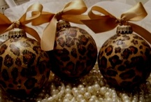 Xmas decorations / by Kat Burrow-Photography