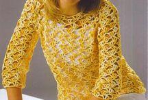 노란그물셔츠
