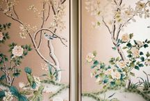 Detail - CHINOISERIE