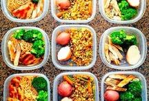 meal ideas & prep