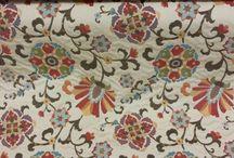 Fabricks and patterns