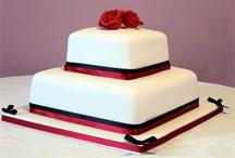 Jackie wedding cake / by Jennifer Murr