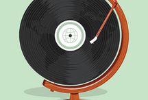 Musikplakate