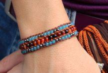 bracelets perles et autres / Bteaute