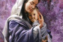 Obrazy religijne / malarstwo