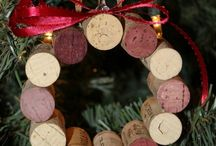 All things wine bottles and cork projects