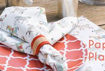 Paper Placemats / Want Cute, Quick, Cleanup? Check out our new line of Paper Placemats!  https://pomegranateinc.com/collections/paper-placemats