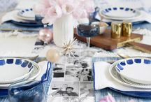 Tablescape / by Vanessa {Damask & Dentelle}