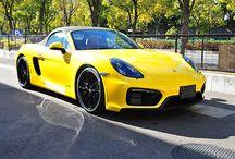 Porsche Boxster GTS / www.kobe-porsche.jp