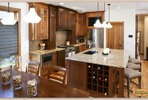 Youthful Energy - Showplace Cabinets / Pendleton and Pendleton W Door Styles
