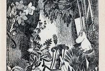 Tove Jansson / Muumeja, muuta taidetta, kaikkea muuta Toveen liittyvää