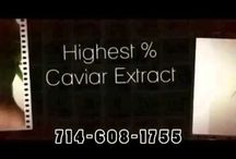 Beauty Tip Video's By Golden Caviar Skin Care / Short You Tube clips of our tips
