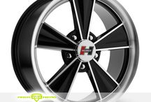 Hurst Wheels & Hurst Rims And Tires / Collection of Hurst Rims & Hurst Wheel & Tire Packages