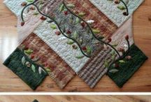 SEWING : quilt bag bolsa