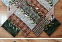 SEWING : quilt bag bolsa