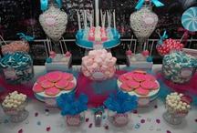 Candy buffet / by Carmen Alvidrez