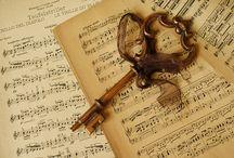 ♪ ♫ ❤ ♪ ♫ Music ♫ ♪ ❤ ♫ ♪ / by Del Jeanne Mathews