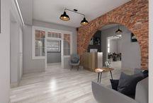 ATOATO INTERIOR DESIGN / interior design,  project , projekty wnętrz Studio Projektowe atoato : Poznań , Gdańsk, Warszawa, Kołobrzeg,  Bydgoszcz, Francja , Anglia