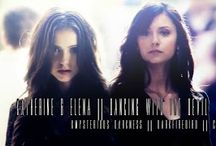 TVD / The Vampire Diaries