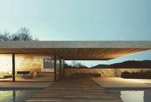 Modern open plan home ideas