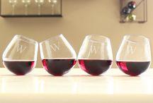 Glassware / Wine glasses