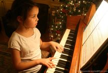 Cozy Christmas Sheet Music / http://howtoplaythepianoforbeginners.net/