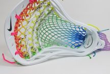 Featured Complete Heads / Lacrosse Unlimited Custom Fully Strung Heads, from Player Replicas to Exotic Dyes. / by Lacrosse Unlimited